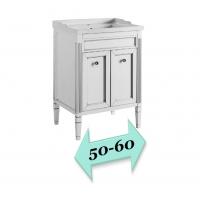 Мебель для ванной до 60 см