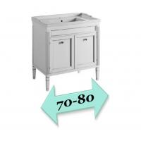 Мебель для ванной  71-80 см