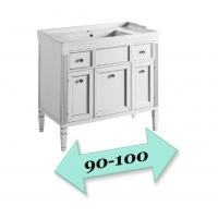 Мебель для ванной 91-100 см