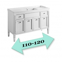 Мебель для ванной 111-120 см