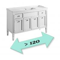 Мебель для ванной >120 см