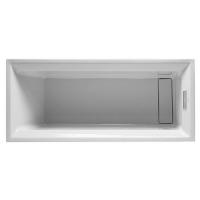 Duravit 2nd floor 700080 Ванна акриловая 170x75см