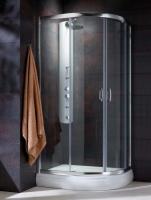 Radaway Premium Plus E Душевой уголок 100x80 см высота 190