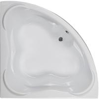 Aquanet Flores Ванна акриловая угловая 150x150