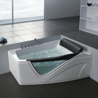 Gemy G9056 K Ванна гидро-аэромассажная 170х130 см
