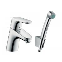 Hansgrohe Focus E² 31926 Смеситель для раковины с гиг. душем