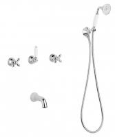 Migliore Princeton Plus ML.PRP-8018 Смеситель для ванны