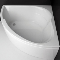 Aquanet Bali Ванна акриловая 150x150