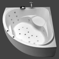 Aquanet Malta Ванна гидромассажная 150x150