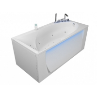 Aquatika Н2О Кинетика 170х80 Ванна гидромассажная