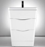 BelBagno Piramid-650-2C-PIA-BL Мебель для ванной 65 см