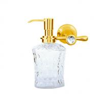 Boheme Chiaro 10515 Настенный дозатор Gold