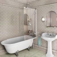 Burlington Quadrant  C9 Шторка на ванну
