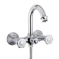 Cezares Aphrodite-V-01-S1 Смеситель для ванны настенный монтаж,