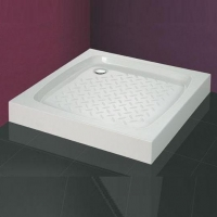 Cezares Tray-S-A-90-13-W Поддон мраморный 90x90 см