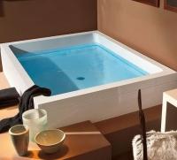 Gruppo Treesse Dream Ванна акриловая 200х160 (L/R)
