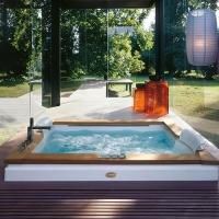 Jacuzzi Aura Plus Ванна гидромассажная 180x150