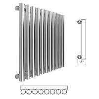 KZTO Гармония A40 1 нерж 1750 Радиатор стальной