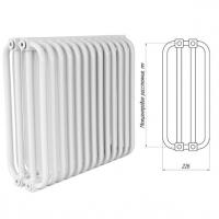 KZTO PC 4-1500 Радиатор стальной