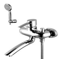 Lemark Atlantiss LM3241C Смеситель для ванны с фиксированным изл