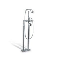 Newform Royale 9470  смеситель для ванны напольный