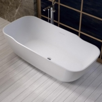 Ns Bath NSB-1880M Ванна из литого мрамора 180x80
