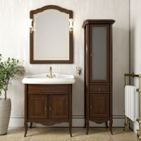Opadiris Лоренцо Мебель для ванной 80 см