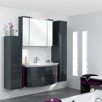 Pelipal Cassca 101 подвесная мебель для ванной