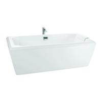 ToTo Jewelhex PAY1816HPWE W Ванна отдельностоящая 180x85