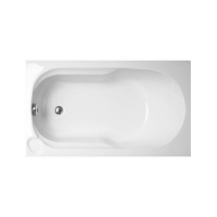 Vagnerplast Nike Ванна акриловая прямоугольная 120x70