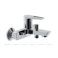 Aquanet Logic AF320-20С Смеситель для ванны