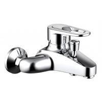 Bravat Loop F6124182CP-01-RUS Смеситель для ванны