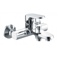 Bravat Pure F6105161C-01 Смеситель для ванны
