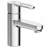 Bravat Stream-D F137163C Смеситель для раковины