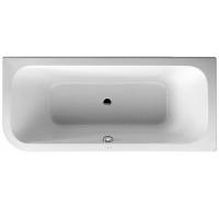 Duravit Happy D 700017 Ванна угловая на ножкаx L/R 180x80см