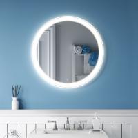 Alavann PD-0155 Зеркало с подсветкой Solis 80х80 см