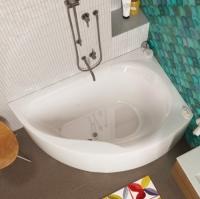Alpen Dallas AVB0012 Ванна акриловая 160x105 (L/R)