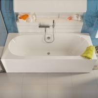 Alpen Montana AVB0011 Ванна акриловая 180x80