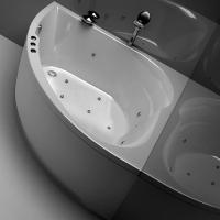 Aquanet Bali Ванна гидро-аэромассажная 150x150