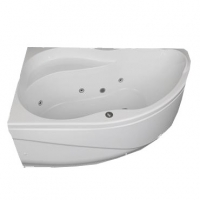 Aquanet Graciosa Ванна акриловая асимметричная 150x90 R/L