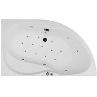 Aquanet Graciosa Ванна гидромассажная 150х90 R/L