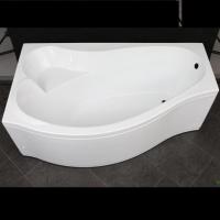 Aquanet Palma Ванна акриловая асимметричная 170x90/60 R/L