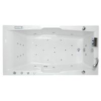 Aquanet Vega Ванна гидро-аэромассажная 190х100