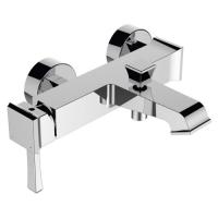 BelBagno Mille MIL-VASM-CRM Смеситель для ванны настенный монтаж