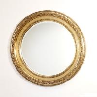 Caprigo PL 301-O Зеркало в багете 87x87