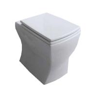 Ceramica Ala Crazy 25VS/P Унитаз приставной