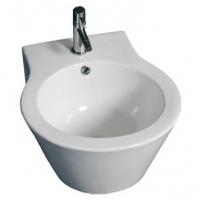 Ceramica Ala ROAD16BDSM, белый Биде подвесное