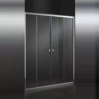 Cezares Anima-BF-2-180-C-Cr Душевая дверь 180 см