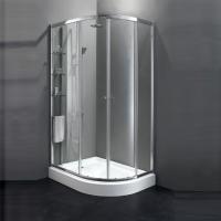 Cezares Anima-RH-2-120/100-C-Cr-L Душевой уголок 120x100 см