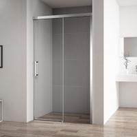 Cezares Duet Soft-BF-1-140-C-Cr Душевая дверь раздвижная 140 см